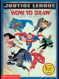 How To Draw (The Justice League)