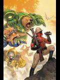 Deadpool Classic Vol. 19: Make War, Not Love