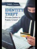 Identity Theft: Private Battle or Public Crisis?