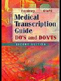 Medical Transcription Guide: Do's and Don'ts