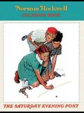 Norman Rockwell Color Bk