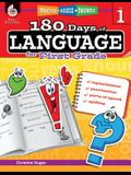 180 Days of Language for First Grade