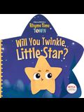Will You Twinkle, Little Star?