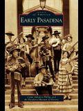 Early Pasadena