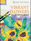 Vibrant Flowers in Watercolour