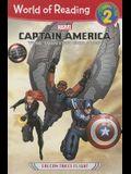 Captain America: The Winter Soldier: Falcon T