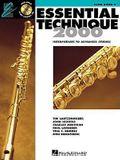 Essential Technique 2000, Flute: Intermediate to Advanced Studies [With CD (Audio)]