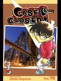 Case Closed, Vol. 76, 76