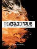 The Message of Psalms: Premier Journaling Edition (Softcover, Desert Wanderer)