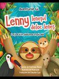 Aventurile lui Lenny leneșul deloc leneș: La joacă în pădurea tropicală