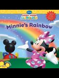 Mickey Mouse Clubhouse Minnie's Rainbow [With Mylar Mirror (to Make Your Own Rainbow)]