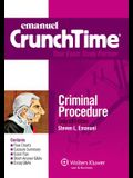 Emanuel CrunchTime: Criminal Procedure, 7th Edition