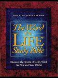 Word in Life Study #1265bg Overlap/Chevro Glided Gold