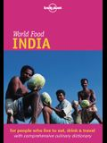 Lonely Planet World Food India