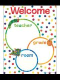 World of Eric Carle(tm) Welcome Chart