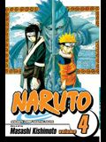 Naruto, Vol. 4, Volume 4