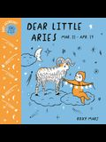 Baby Astrology: Dear Little Aries