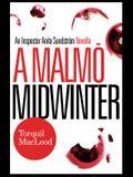 A Malmö Midwinter: An Inspector Anita Sundström Mystery