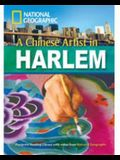 A Chinese Artist in Harlem + Book with Multi-ROM: Footprint Reading Library 2200
