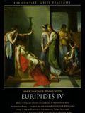 Euripides IV: Rhesus/The Suppliant Women/Orestes/Iphigenia in Aulis