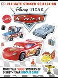 Ultimate Sticker Collection: Disney Pixar Cars: More Than 1,000 Stickers of Disney Pixar Diecast Cars!