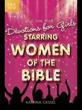 The One Year Devotions for Girls Starring Women of the Bible
