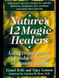 Nature's 12 Magic Healers: Using Homeopathic Cell Salts to Protect or Restore Health