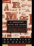 A Country with No Name: Tales from the Constitution