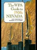 The Wpa Guide to 1930s Nevada