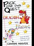 Pick Your Own Quest: Dragon vs. Unicorn