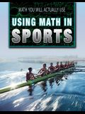 Using Math in Sports