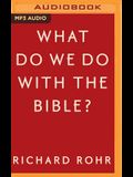 What Do We Do with the Bible?