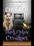 Black & White Croakies