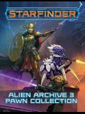 Starfinder Pawns: Alien Archive 3 Pawn Collection