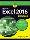 Excel 2016 for Dummies