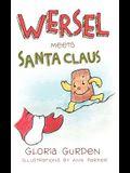 Wersel Meets Santa Claus