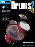 Fasttrack Drums Method - Book 2 [With CD]