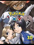 Pokémon X-Y, Vol. 10, Volume 10