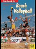 Handbook for Beach Volleyball