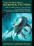 The Year's Best Science Fiction: 33rd Annual Collection