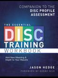 The Essential Disc Training Workbook: Companion to the Disc Profile Assessment