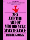 The Zen and Art of Motorcycle Maintenance