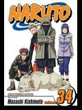 Naruto, Vol. 34, 34