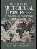 Handbook of Multicultural Competencies in Counseling and Psychology