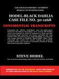 Hodel-Black Dahlia Case File No. 30-1268