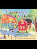 Everybody Cooks Rice Trade Book
