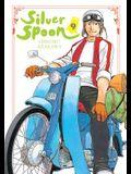 Silver Spoon, Vol. 9