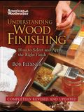 Understanding Wood Finishing Hardcover: How to Select and Apply the Right Finish