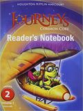Journeys: Common Core Reader's Notebook Consumable Volume 2 Grade 2