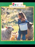 Living on Farms (Rookie Read-About Geography: Peoples and Places)